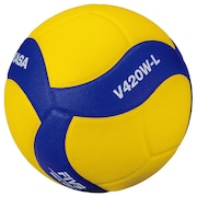 バレーボール 4号軽量球 (小学校用) 練習球 V420W-L 自主練