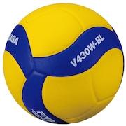 バレーボール 4号球 (中学校用・家庭婦人用) 練習球 V430W 自主練 ママさん