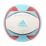 バレーボール 4号球 センサーフィット4.0 AV416SK