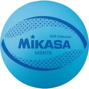 ソフトバレーボール 自主練 MSN78-BL