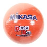 ゴムドッジボール2号 D2-O