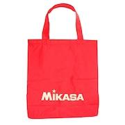 ミカサ レジャーバッグ BA22-R レッド MIKASA トートバッグ
