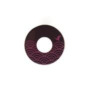 化粧鍔 波千鳥 002-TKN3
