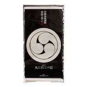 京都染織謹製 家紋てぬぐい 丸に右三つ巴 Z-00315