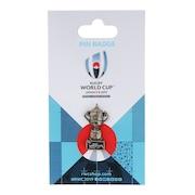 ラグビーワールドカップ 2019WEC ピンバッジ R33272