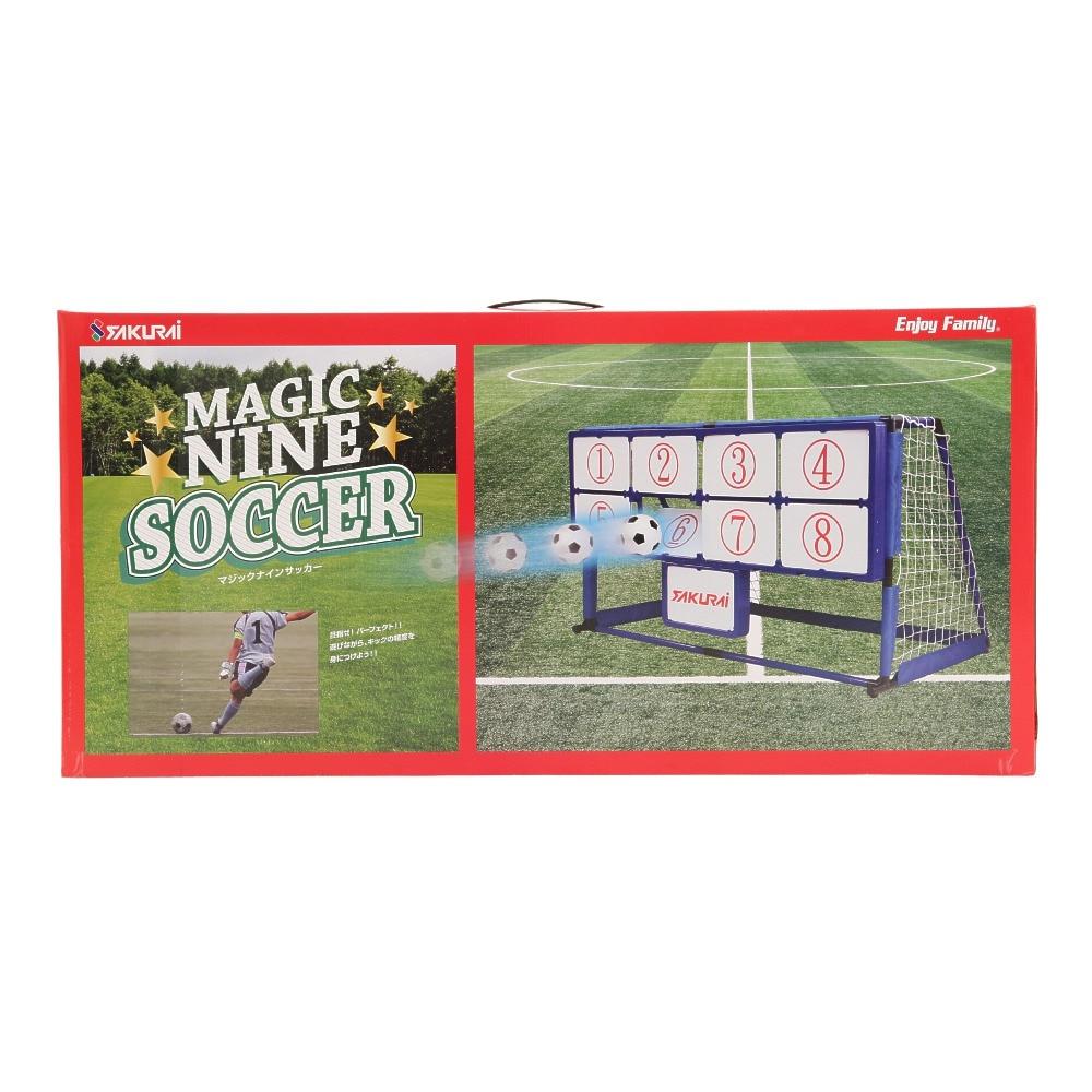 サクライ Enjoy Family マジックナインサッカー EFS-182 自主練 FF 0 練習器具・競技用品
