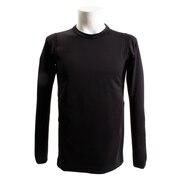 長袖クルーシャツ 786PG8ES1058 BLK オンライン価格