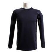 長袖クルーシャツ 786PG8ES1058 NVY オンライン価格