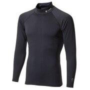 アドバンスウォーム ハイネック長袖Tシャツ GC00311 BK オンライン価格