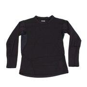 長袖クルーネックシャツ 786PG8ES1061 BLK オンライン価格