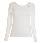 テック ライト トレーニング 長袖Tシャツ 518729 03 WHT オンライン価格