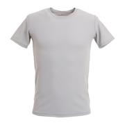 コンプレッション 半袖メッシュTシャツ MSCPQR001 GRY