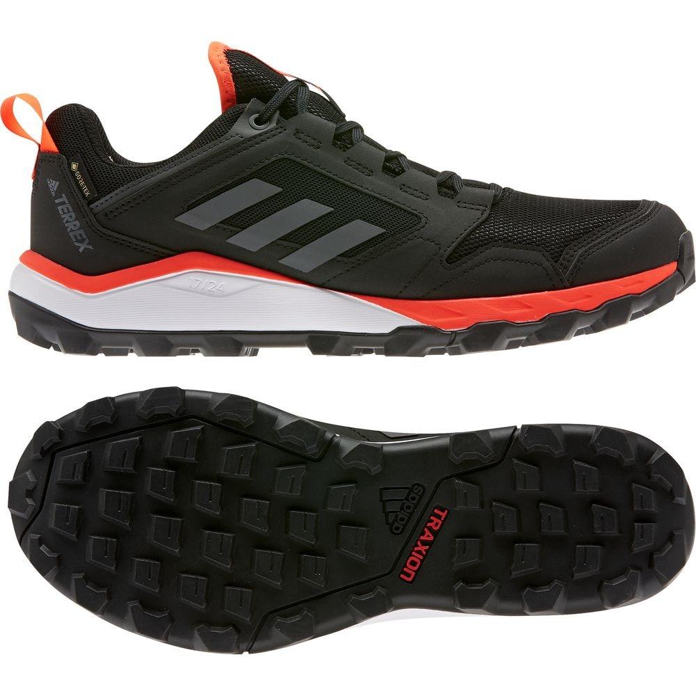 adidas(並) テレックス アグラヴィック TR GORE-TEX トレイルランニングシューズ EF6868 27.0 216 ランニング