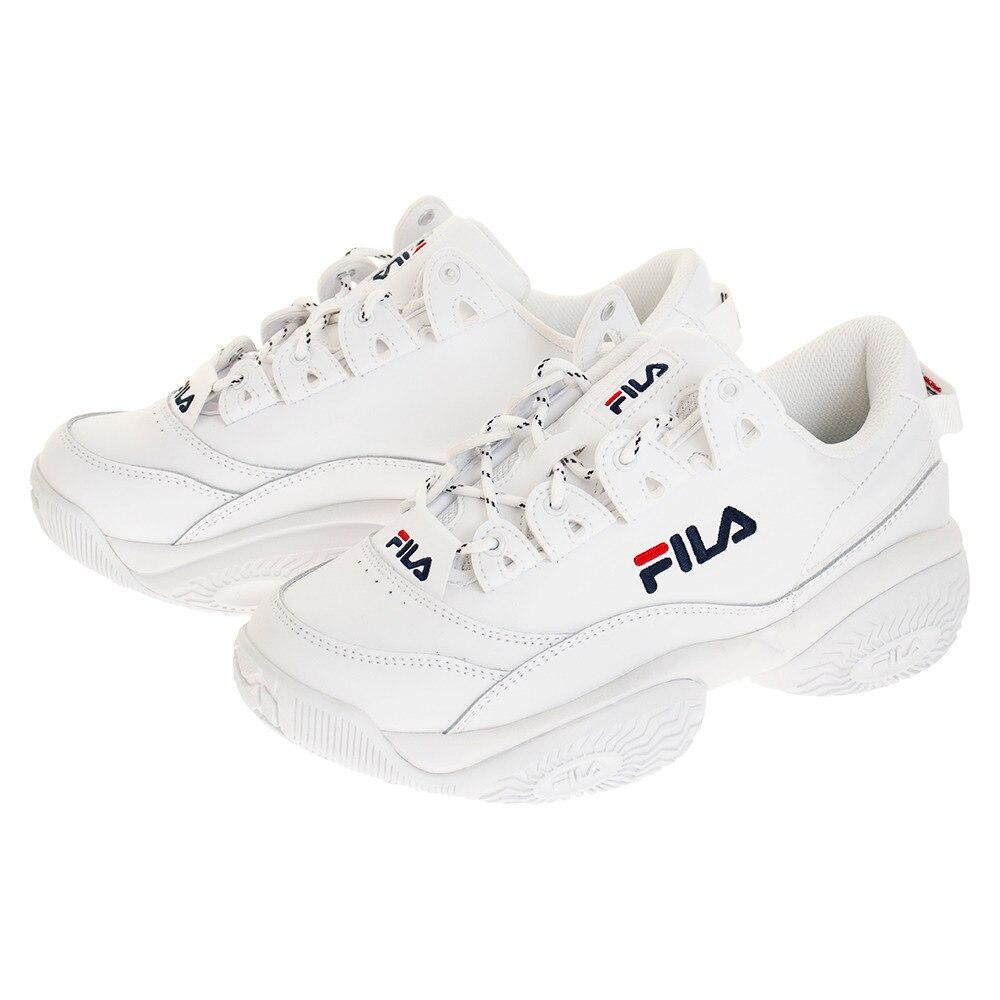 FILA プロヴィナンス ロウ WHT F04000125 オンライン価格 27.5 10 シューズ