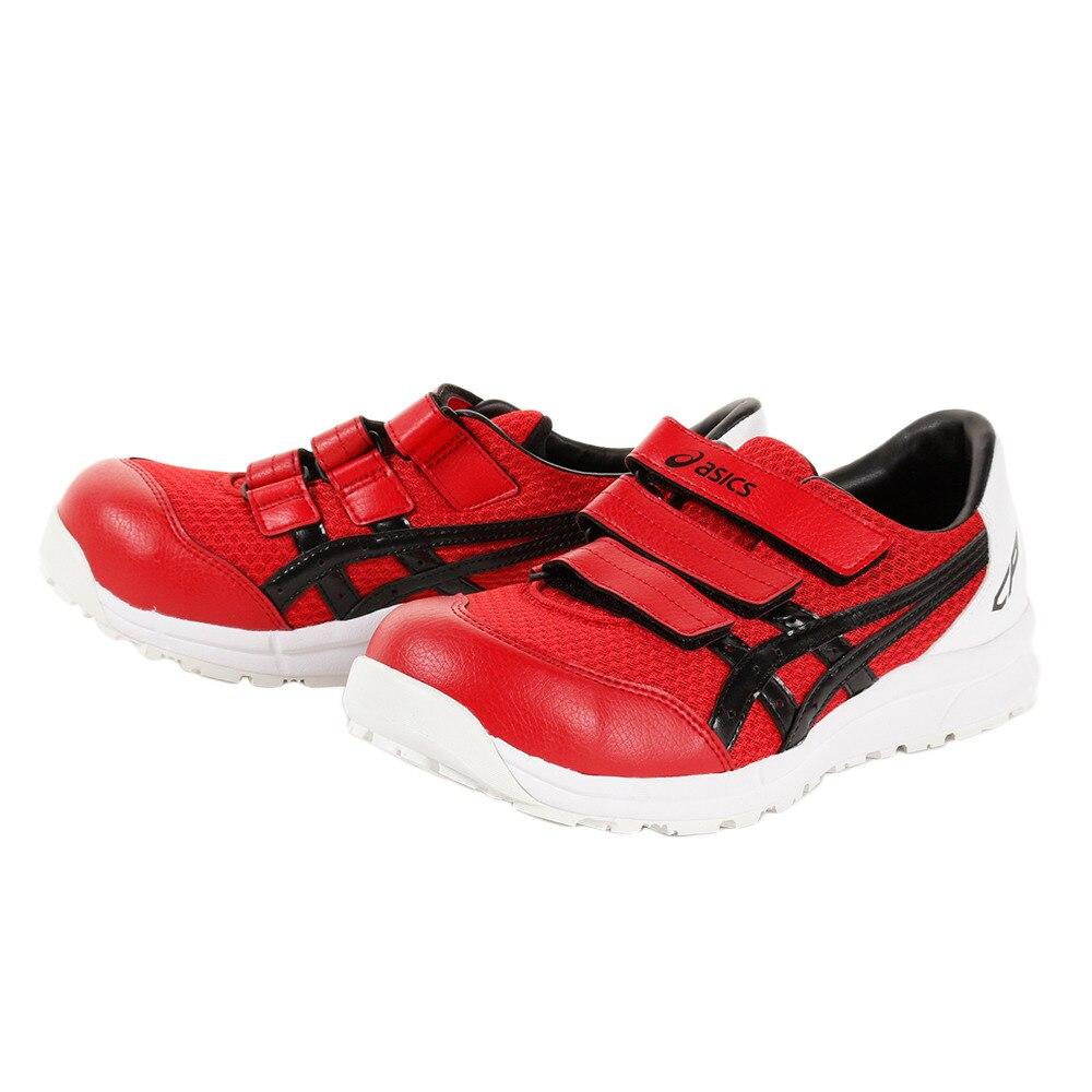 ASICS 安全靴 メンズ ウィンジョブ FCP202 RE/BK オンライン価格 27.5 190 シューズ