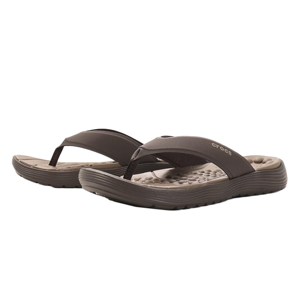 crocs サンダル リバイバ フリップ M Esp 205715-22Z オンライン価格 28.0 80 シューズ