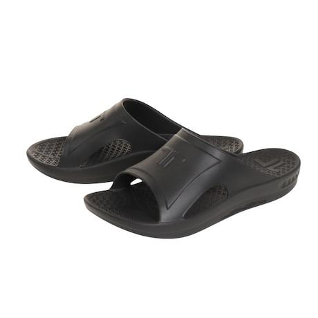 サンダル メンズ スポーツ シャワーサンダル SLIDE BLACK ブラック 黒