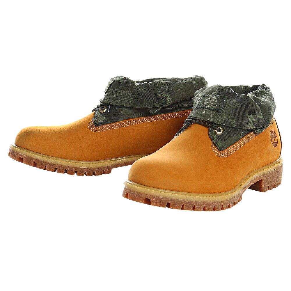ブーツ メンズ ロールトップ シングルブーツ A1QY4 オンライン価格