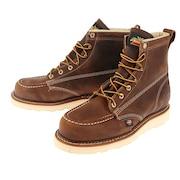 ブーツ モックブラウン 814-4203