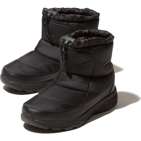 ブーツ ヌプシブーティー ウォータープルーフV ショート NF51874 K スノーブーツ  スノーシューズ 防水 防滑 雪 滑りにくい