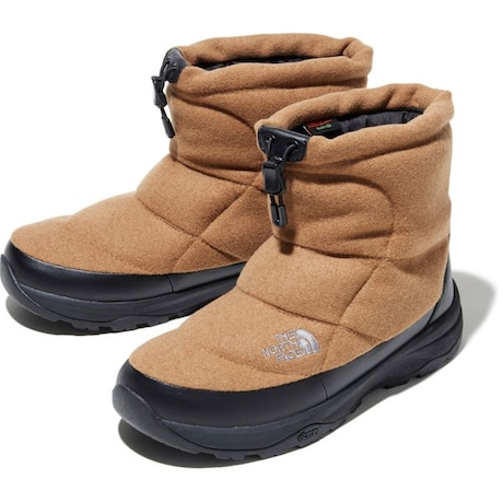 ブーツ ヌプシブーティー ウール V ショート NF51979 UB スノーブーツ  スノーシューズ 撥水 防滑 雪 滑りにくい