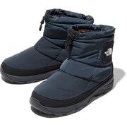 ブーツ ヌプシブーティー ウォータープルーフ ロゴ ショート NF52076 UN カジュアルシューズ