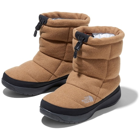 ブーツ ヌプシブーティー ウール V NFW51978 UB スノーブーツ  スノーシューズ 撥水 防滑 雪 滑りにくい