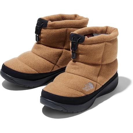 ブーツ ヌプシブーティー ウール V ショート NFW51979 UB スノーブーツ  スノーシューズ 撥水 防滑 雪 滑りにくい