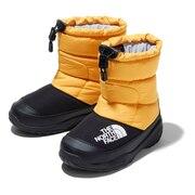 ジュニア ブーツ ヌプシブーティ 6 NFJ51981 SG スノーブーツ  スノーシューズ 撥水 防滑 雪 滑りにくい