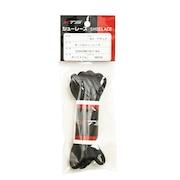 オーバルシューレース ブラック 820G4CRMC10017 BLK 靴ひも 黒 ブラック