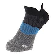 ランニングソックス 靴下 エリート ライトクッション  ノーショウタブ 5044030 26
