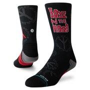 ランニングソックス BOYZ IN THE HOOD CREW 靴下
