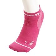 機能ソックスHA-1 メッシュソックスPNK 靴下