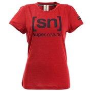 Tシャツ レディース 半袖 ロゴ SNW004783-9C-SNI65