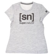 Tシャツ レディース 半袖 プリント SNW004783-0B-SNH83