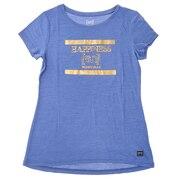 Tシャツ レディース 半袖 プリント SNW013403-0B-SNM48
