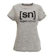 半袖プリントTシャツ SNW004783-0C-SNH83