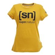 半袖プリントTシャツ SNW004783-0C-SNN41