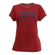 半袖プリントTシャツ SNW004783-0C-SNN42