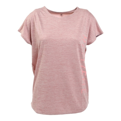 フィットネス ベーシック Tシャツ HU21SDSK8212402ROS