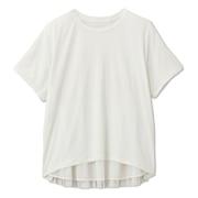 バックプリーテッド TシャツDC521116 JW