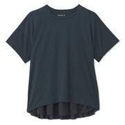 バックプリーテッド Tシャツ DC521116 NS