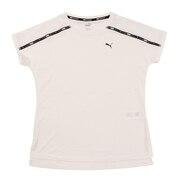 ロゴ リラックスフィット Tシャツ 520738 02 WHT