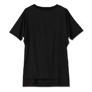 ハイライン ロングレングス Tシャツ DA721107 K