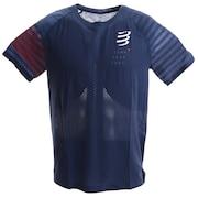 ランニング Tシャツ メンズ レージング ショートスリーブ 半袖 TSRUNR-SS-5080
