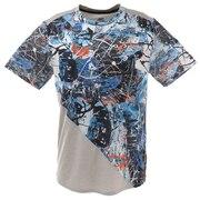RC グラフィックショートスリーブ Tシャツ AMT03223BYU