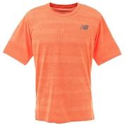 Q SPEED ジャガードショートスリーブTシャツ AMT03261DH1