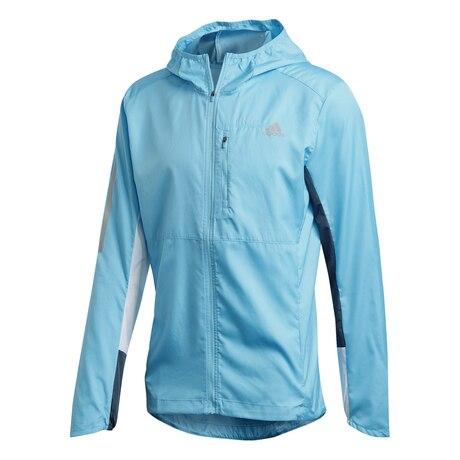 オウン ザ ラン フード付き ランニング ウインドジャケット FYR45-GC7891 オンライン価格