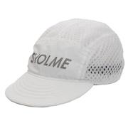 ランニングキャップ 181-66921WH オンライン価格 帽子