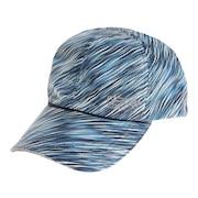 吸汗速乾 ドライプラス ベンチレーションランニングキャップ 826PG1ST2415 NVY 速乾 帽子